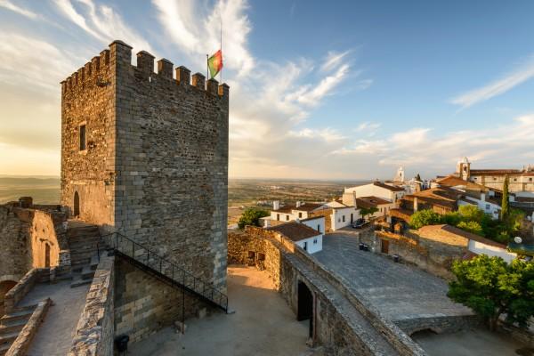 Monsaraz castle private day tour