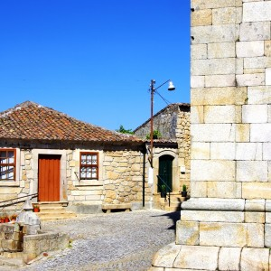 Old rural village of Celorico da Beira, Portugal day trips