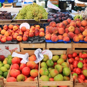 Lisbon Fruit market tour