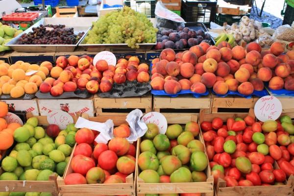 Lisbon Fruit market tour