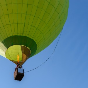 Hot air balloon tour in Portugal