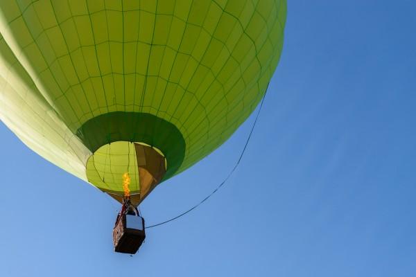 Hot air balloon tour in Portugal