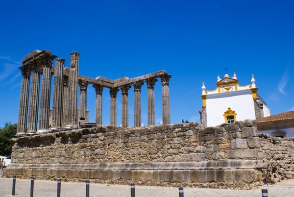Evora day trip Portugal