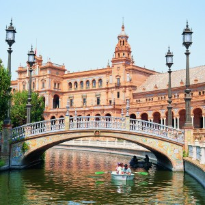 Seville Plaza on a day tour